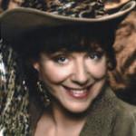 Judy wearing hat, CH CD