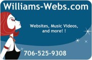 Williams Web Logo